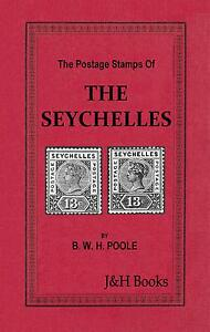 POSTAGE-STAMPS-OF-THE-SEYCHELLES-Issues-Varieties-Provisionals-64pp-CD