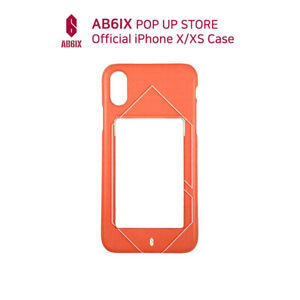 AB6IX-POP-UP-STORE-Official-Goods-iPhone-X-XS-case-only
