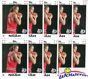 20-2007-08-Topps-9-Joakim-Noah-ROOKIE-Lot-Chicago-Bulls-80