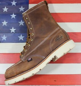 Thorogood-American-Heritage-8-034-Safety-Steel-Toe-Work-Boot-804-4378-Defect-12-EE