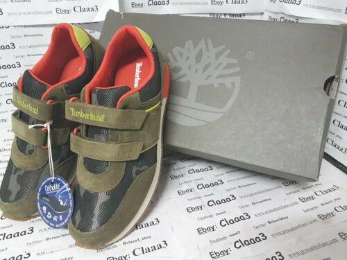40 Juniors Tg Olive Pelle Scamper A1l6s Originali Ox Scarpa In City Timberland w1Zqz0T