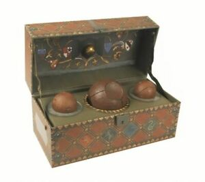 Harry-Potter-Collectible-Quidditch-Set-NUOVO-Running-Press