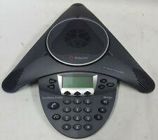 Polycom Soundstation Ip 6000 2201 15600 001 Voip Conference Phone No Cords