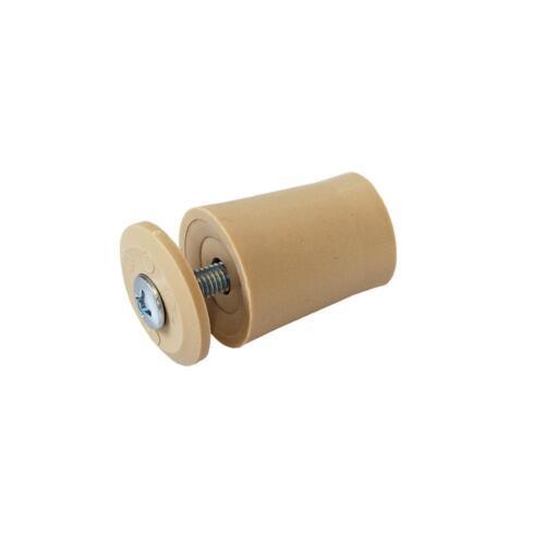 beige 10 x rideau roulant attentat attentat butées attentat tampon critère 28mm