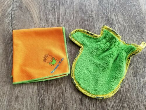 NORWEX KIDS Dusting Mitt /& Window Cloth Set ~ BRAND NEW