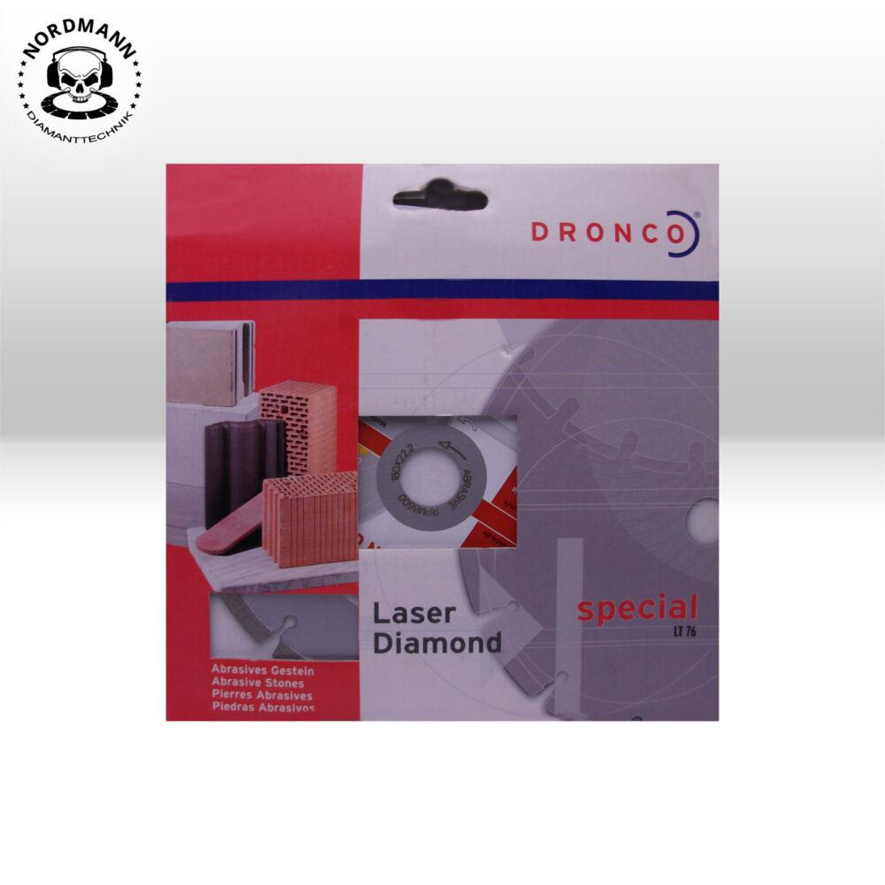 dronco lt 76 diamant trennscheibe 180 x 22 23 abrasive ebay. Black Bedroom Furniture Sets. Home Design Ideas