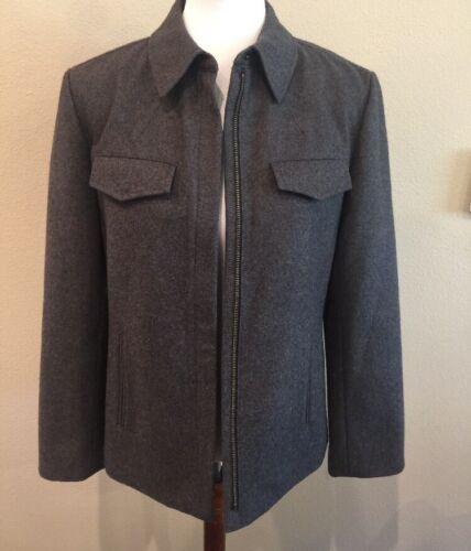 Up Zip Blend ull Grey Szm Jacket Crew J t8qXIE