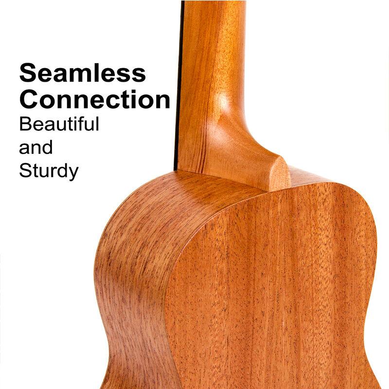 Guitarra Tenor Ukulele 26 in (approx. (approx. (approx. 66.04 cm) Hawaiian Hawaii Aquila Cuerdas Laminado caoba 42d7b5