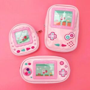 Details about SWIMMER Japan Cute Gameboy Bag Kawaii Gaming Tamagotchi  Pastel Pink Fairy Kei