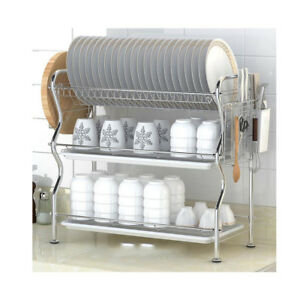 3-Tier-Dish-Drying-Rack-Stainless-Steel-Over-the-Sink-Kitchen-Dish-Drainer-Rack