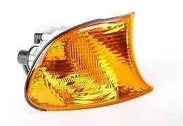 BMW E46 3-Series OEM Front Right Turn Signal Light With Yellow Lens NEW
