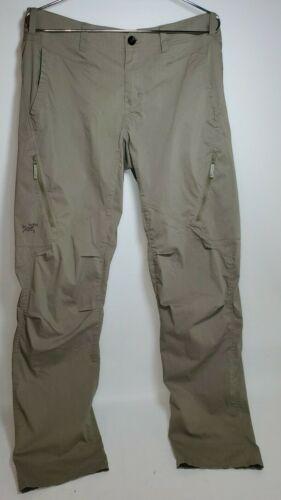 ACR'TERYX Men's Trim Fit Stowe Cargo Pants Khaki