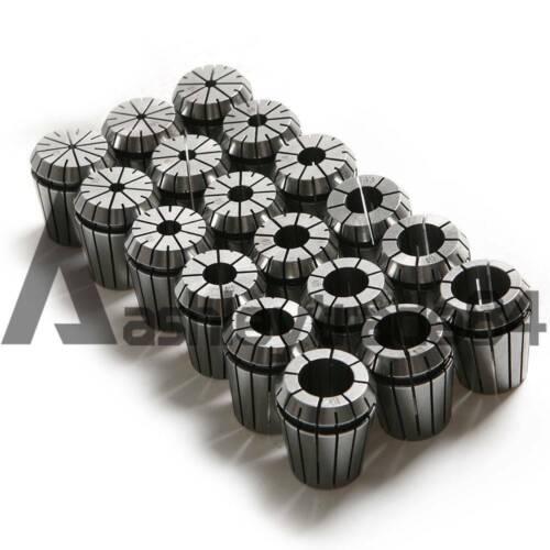 1PCS techniks ER20 Printemps Collet Chuck Set CNC Milling Lathe Tool 1-13 mm