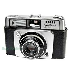 Ilford Sportsman Vintage 1950s Retro Lomo Viewfinder 35mm Film Camera