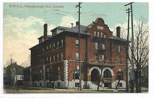 PETERBOROUGH-ONTARIO-Y-W-C-A-Pub-Valentine-and-Sons-Circa-1917