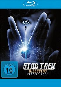 Star-Trek-Discovery-Season-Staffel-1-4-BLU-RAY-BOX-NEU