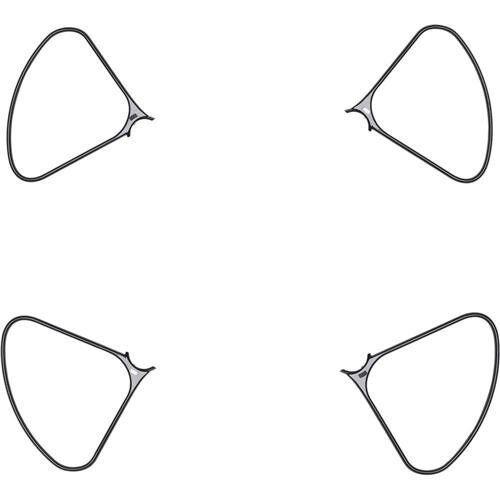 DJI Phantom 4 Pro Propeller Blades Guards - Part 124 Obsidian OEM