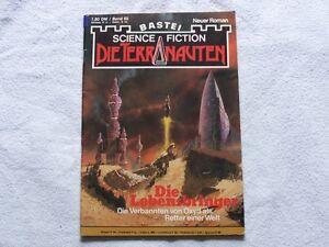 Die-Terranauten-Science-Fiction-Romanheft-Bastei-Verlag-Band-65