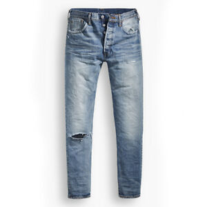 Jambe Fit Avectiquettes Ct Fuseau Jean Homme Levi's 288940065 501 Slim Neuf Xx1q8w