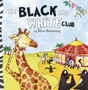 The-Black-and-White-Club-Alice-Hemming-Used-Good-Book