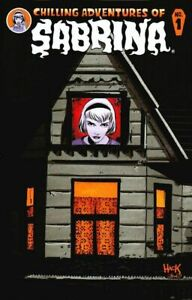 SABRINA-1-DIE-CUT-COVER-1ST-PRINT-CHILLING-ADVENTURES-TEENAGE-WITCH-ARCHIE-2014