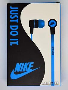 a047523794d Image is loading NIKE-JUST-DO-IT-Earbuds-Headphones-Headset-Original-