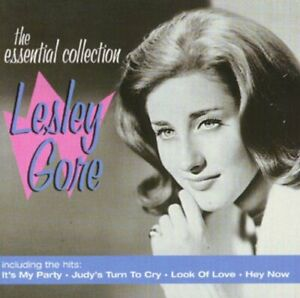 Lesley-Gore-The-Essential-Collection-CD