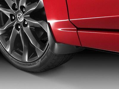 2014 2015 2016 Mazda 3 Rear Splash Guards Hatchback BHN9-V3-460 5-door
