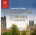 Barchester Towers by Anthony Trollope (CD-Audio, 2014)