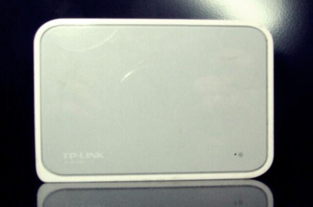 Tp-link TL-SF1005D 5-Port 10/100Mbps Bureau Commutateur