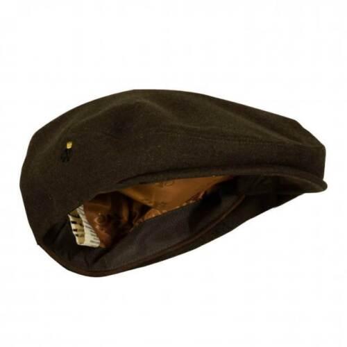 Deerhunter Woodland Flat Cap Hat Waterproof Country Hunting Shooting RRP £40