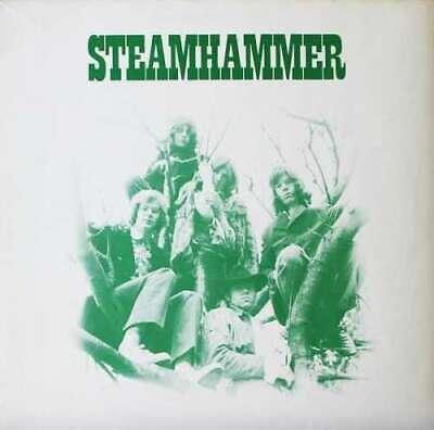 Steamhammer Steamhammer Lp Album Re Vinyl