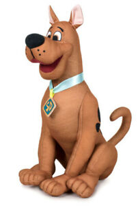 Scooby Doo plush toy 36cm official merchandise