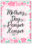 thumbnail 1 - Mothers-Day-Pamper-Hamper-Large-Stickers-Letterbox-Postal-Sweets-Party-Bag-Cone