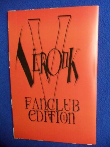 Details about  /~~ SUNGLASSES AFTER DARK  #4 FAN CLUB ED ~1996 ~1ST PRINT ~ VEROTIK ~COLLINS ~~