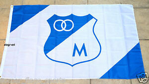 Image is loading Millonarios-FC-3x5-ft-Colombia-Futbol-Soccer-FC- 8792fa54659