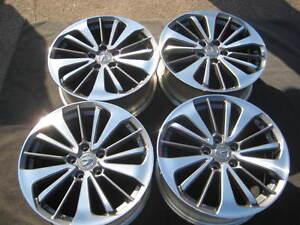 NEW CLEAN FACTORY ACURA RDX OEM MACHINE FACE RIMS WHEELS - Acura rdx wheels