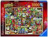 BNIB RAVENSBURGER Christmas Cupboard 1000pc jigsaw puzzle COLIN THOMPSON