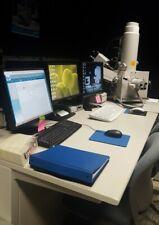 Philipsfei Xl 30s Feg Sem Scanning Electron Microscope Edax Eds
