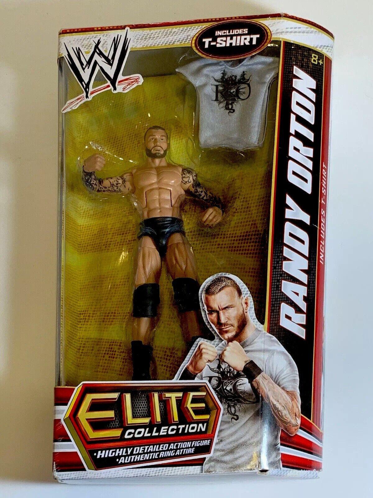 WWE Wrestling Elite serie 21 Randy Orton Wirkung Figure
