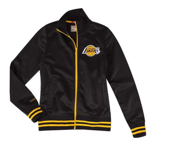 Mitchell und Ness Los Angeles Lakers WMN Track Jacket neu Damen women