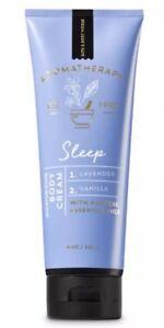 Bath-and-Body-Works-Aromatherapy-SLEEP-Lavender-Vanilla-Body-Cream-8-Oz