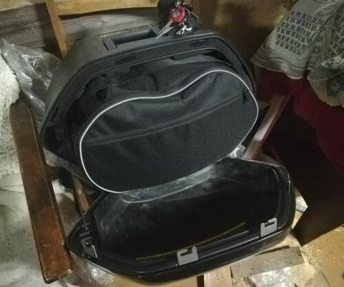 VELO Doublure intérieure Sacs pour s/'adapter à YAMAHA FJR 1300 sacoches de grande qualité Paire