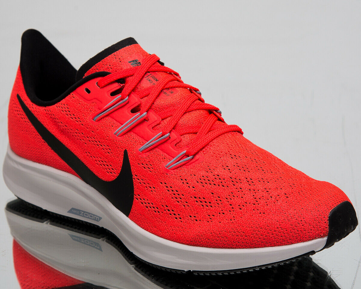 Crimson Bright Herren Pegasus Zoom Air Nike Turnschuhe 36