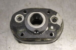 1971-HONDA-SL350-SL-350-ENGINE-TOP-END-CYLINDER-HEAD-COVER-LEFT-SIDE