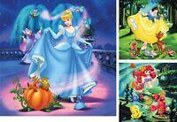 Ravensburger Puzzle Puzzle Kinder Schneewittchen Aschenputtel Arielle 3x49 Teile