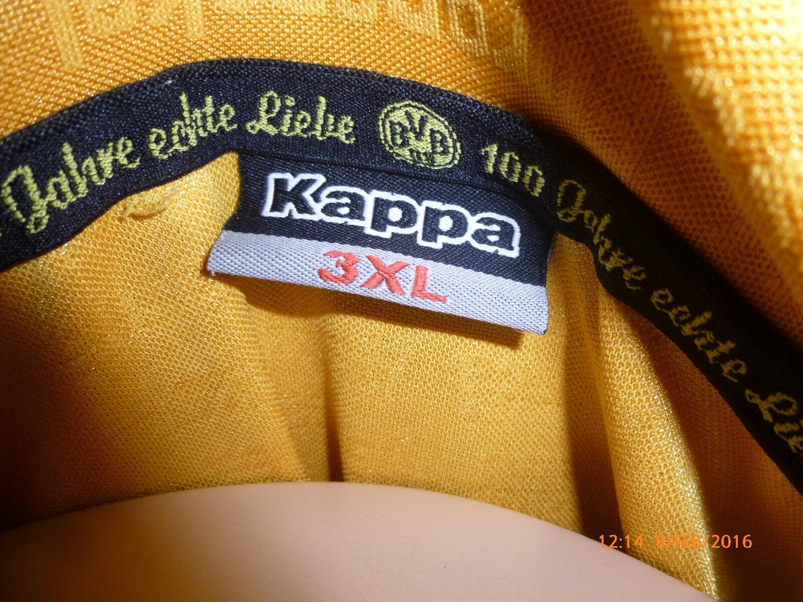 Borussia Dortmund Original Kappa Jahrhundert Trikot Trikot Trikot 2009  EVONIK  Gr.XXXL 36eaff