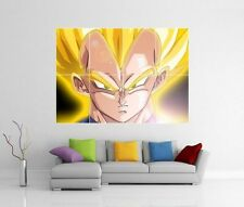DRAGON BALL Z VEGETA GIANT WALL ART PRINT PICTURE PHOTO POSTER J78