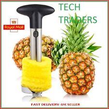 New Stainless Steel Fruit Pineapple Slicer Corer Cutter Peeler Kitchen