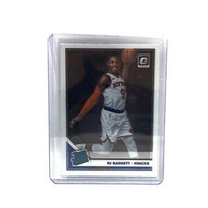 RJ-Barrett-New-York-Knicks-Rated-Rookie-Basketball-Trading-Card-in-Sleeve